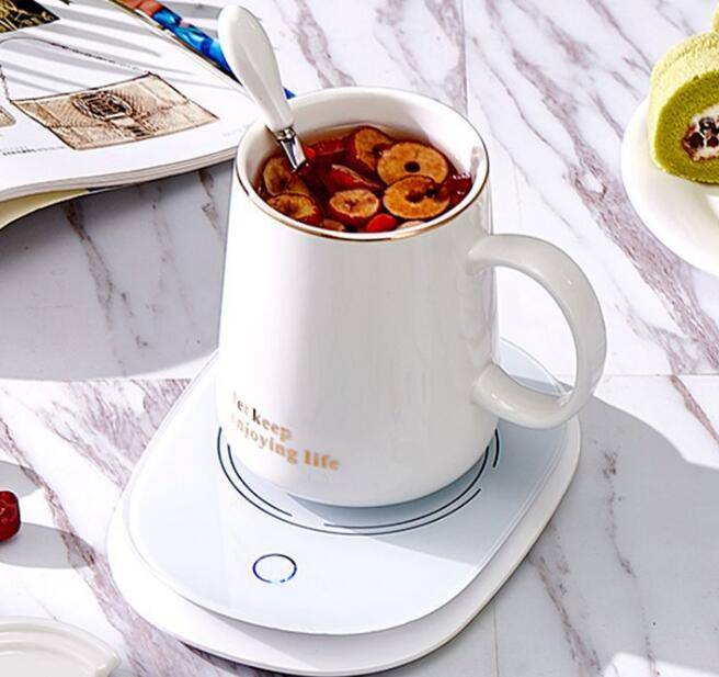 Constant temperature cup automatic heating intelligent cup