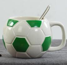 Advertising Football Cup customization Football mugs