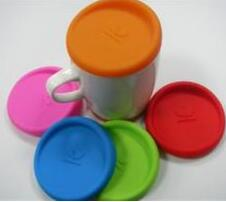 Silica gel ceramic cup cover