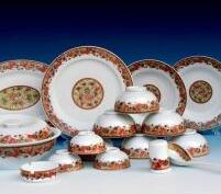 Ceramic tableware, bowl, bone, porcelain bowl, dish and Dish Set