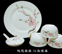 Ceramic tableware set manufacturer wholesale
