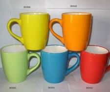 Glaze ceramic cup color ceramic coffee mugs